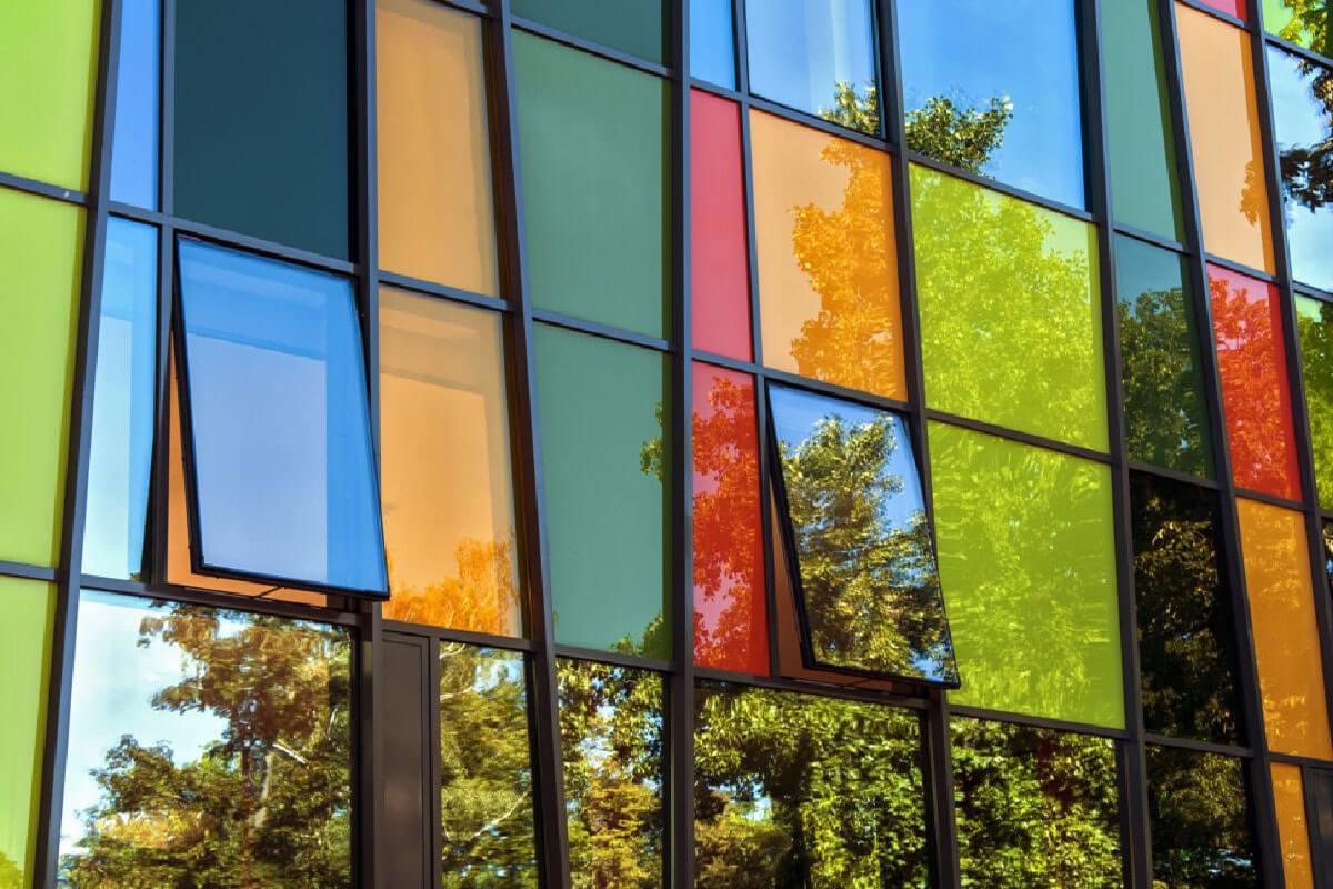 Coloured Aluminium Windows Manchester